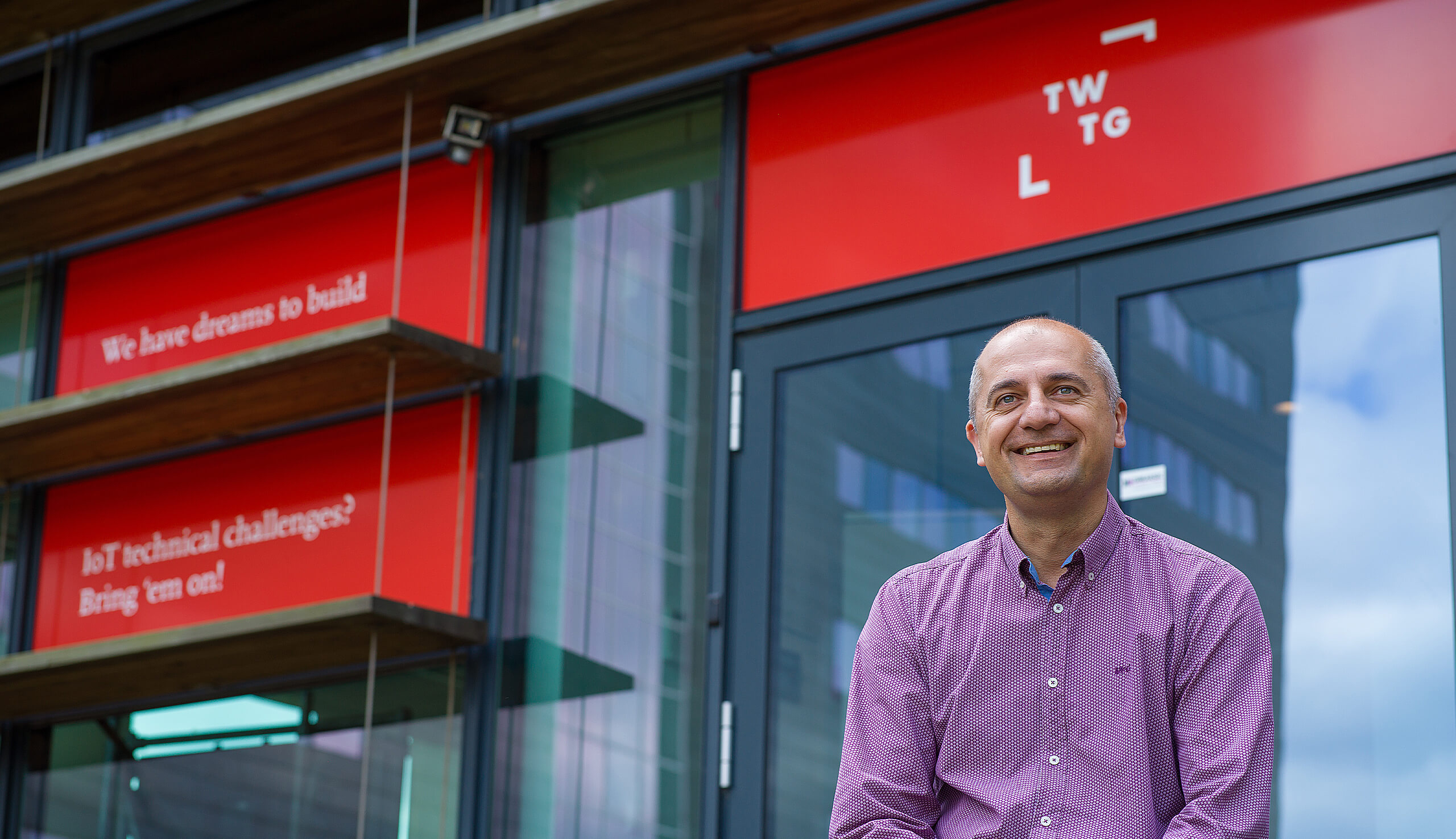 TWTG welcomes Goran Gavric as new CEO