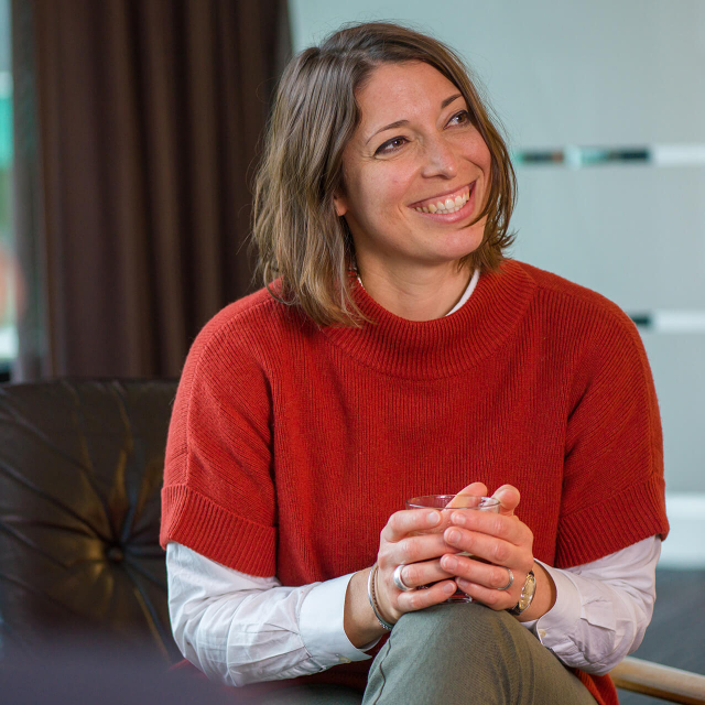 Nadine Herrwerth is TWTG's new Commercial Director