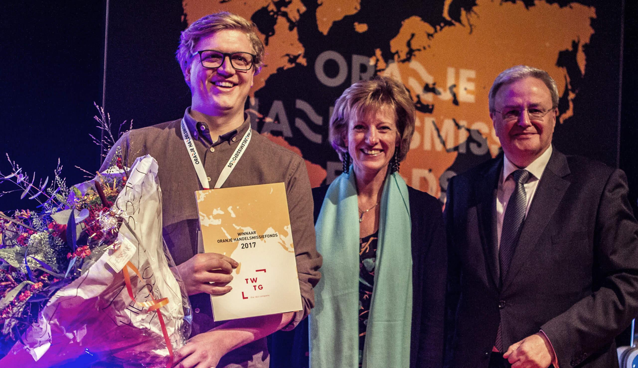 TWTG wins Orange Tradefund (OHMF)
