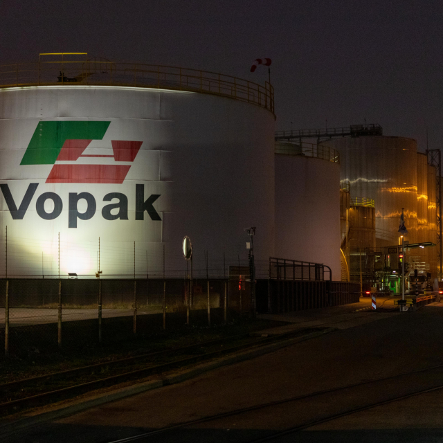 Industrial-IoT in action at the first Vopak Terminal in Vlaardingen