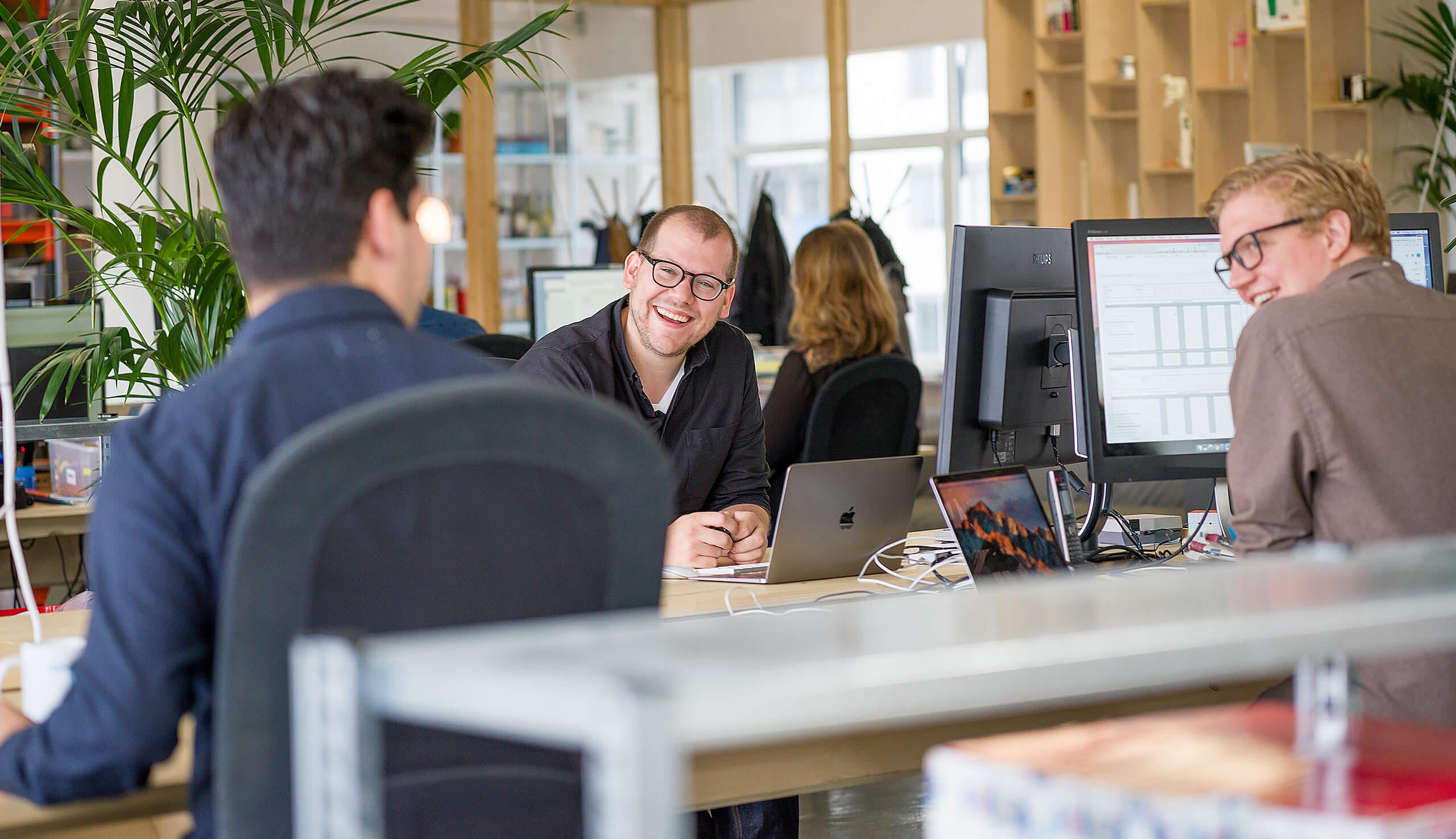 Rotterdam Partners puts TWTG 'In the Spotlight'